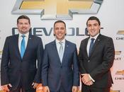Chevrolet presenta nuevas estrellas 2017