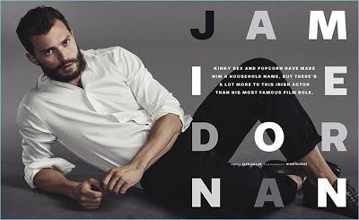 La historia más oscura y real de Jamie Dornan