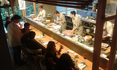 NOZOMI menú degustación japonés en Valencia