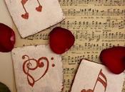 Galletas Notas Musicales para Valentín'17
