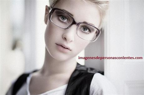 imagenes de mujeres con lentes de aumento medida