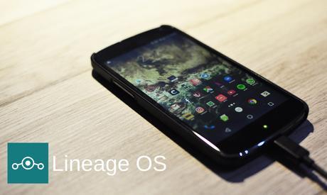 Instalando LineageOS en un Nexus 4