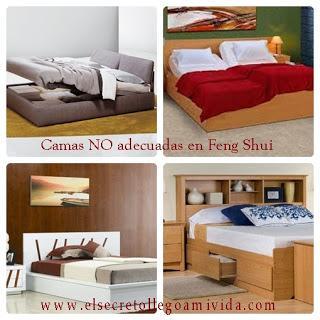 La cama y feng shui paperblog - Feng shui cama ...