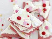 Barritas dulces para Valentín