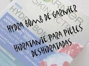 Hydra bomb Garnier, Hidratante para pieles deshidratadas