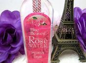 Beneficios Agua Rosa Rostro