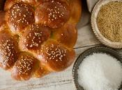 Challah jalá, delicioso trenzado Israel cautivará