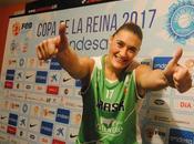 """Gisela Vega: """"Tenía miedo fuese final carrera"""""""