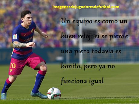 Amor Al Deporte En Fotos De Jugadores De Futbol Con Frases