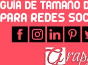 Guía Tamaño imágenes para redes sociales 2017 (Facebook, Twitter, Instagram, Youtube más...)