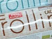 """Galletas Frollini """"Espiga Biológica"""" Cacao Yogur (Sakai Laboratorios)"""