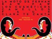 Camellos, Clara Canta, Cosméticos, Favx, Klute, Moto Fernan, Texxcoco actuarán próximo sábado Aniversario Monasterio Cultura