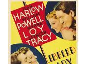 """""""Una mujer difamada"""" (Jack Conway, 1936)"""