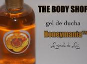 BODY SHOP, ducha Honeymania™