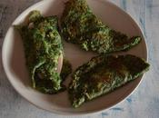 Crepes Espinacas Gluten Lactosa