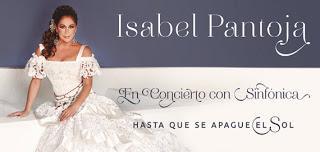 EXITO de ISABEL PANTOJA en MADRID.