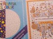Foto reseña: Libros para colorear!