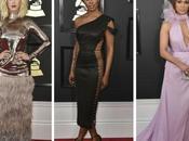 Alfombra roja Premios Grammy 2017