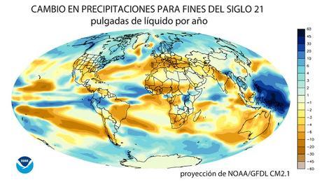¿Cómo nos afecta el cambio climático?