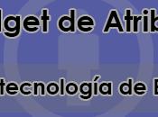 Eliminar Editar atribución: tecnología Blogger