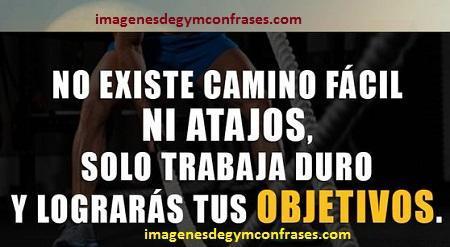 4 Frases Motivadoras Para Gimnasio O Gym De Entrenamiento