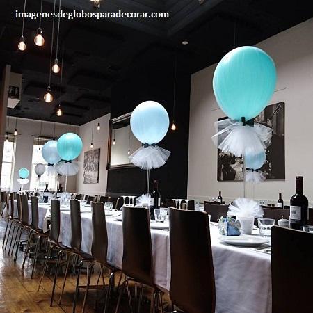 Fiestas con arreglos y decoracion en globos para hombres for Decoracion de globos para hombres