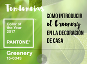 Greenery decoracion casa, cómo introducirlo [Tendencias]