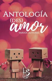 Resultado de imagen de antologia (des) amor ediciones sedna