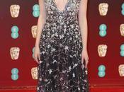 Alfombra roja BAFTA 2017
