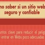 Cómo saber si un sitio Web es seguro y confiable