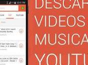 mejores aplicaciones Android para descargar vídeos Youtube