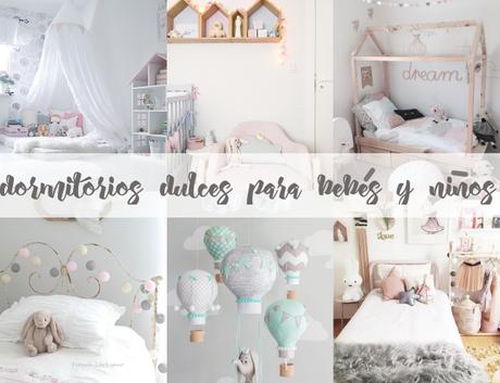 Dormitorios dulces para beb s y ni os paperblog - Dormitorio de bebe nino ...