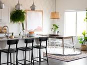 ¿Cómo decorar cocina abierta para integrarla salón-comedor?