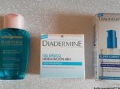 Diadermine, review nuevos productos