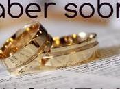 Alianzas matrimonio: todo tienes saber