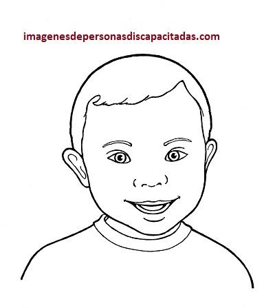 Dibujos de niños con sindrome de down y sus ...