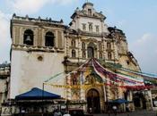 Iglesia Francisco grande. Antigua. Guatemala