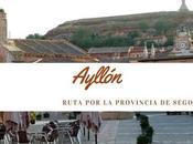 Ruta Provincia Segovia: ¿Qué Ayllón?