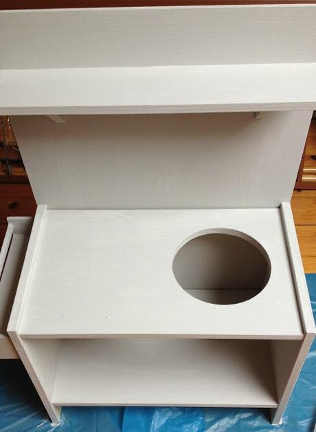 Como hacer una cocinita de madera paperblog - Como hacer cocinita de madera ...