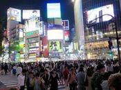 cruce Shibuya, donde humanos convierten hormigas