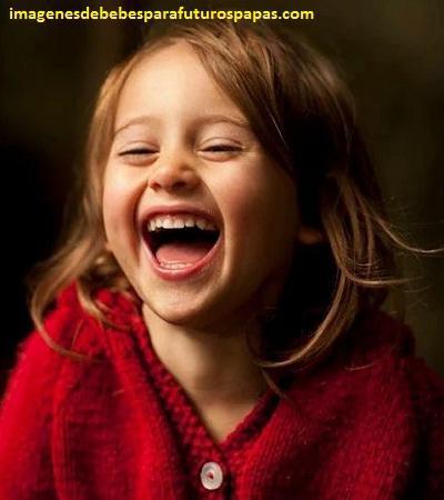 imagenes de niños y niñas felices contenta