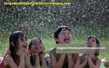 imagenes de niños y niñas felices lindos