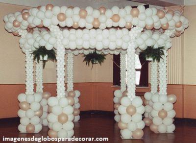 Cuatro decoraciones con arreglos para boda civil con for Decoracion boda civil