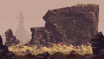 Anunciado 'Blasphemous', lo último de los sevillanos The Game Kitchen