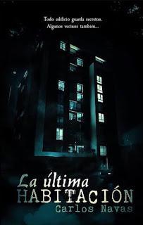 Reseña | La última habitación ~ Carlos Navas