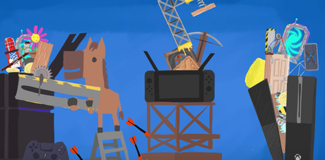 Ultimate Chicken Horse llegará a ONE, PS4 y Switch