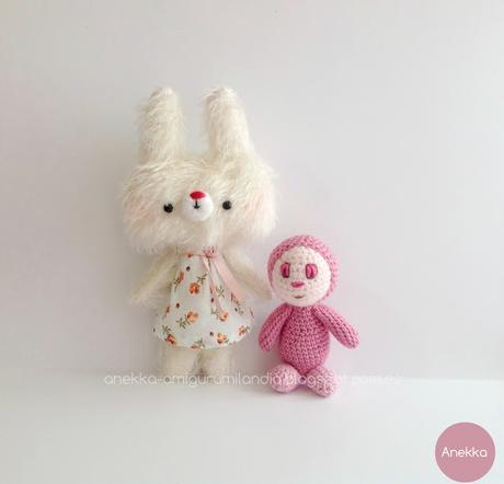 plushies and mohair dolls