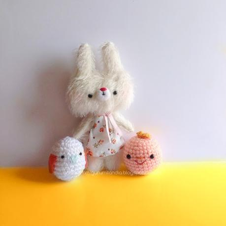 unique mohair dolls
