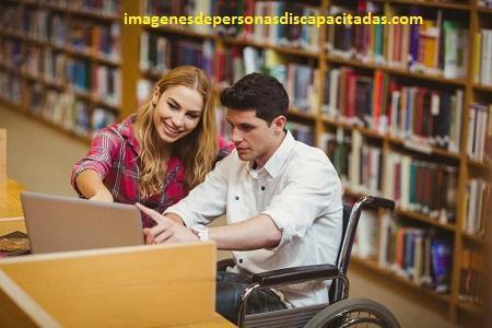 imagenes de personas discapacitadas trabajando inclusion