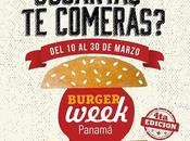 Regresa Burger Week Panama 2017.